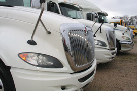 Used Trucks Remain a Buyer's Market