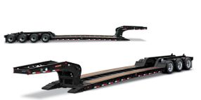 Fontaine Offers Lowbed Trailer in a Lighter Package