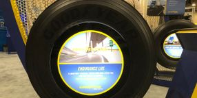 Goodyear Unveils New Long-Haul Steer Tire