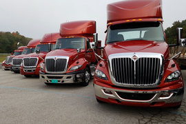 Navistar Bullish on Truck Market as it Reports Strong Third-Quarter Results