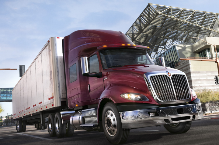 International Trucks is now offering the Bendix Wingman Fusion standard across its entire lineup of on-highway tractors, including the International LoneStar, LT Series, and RH Series trucks.