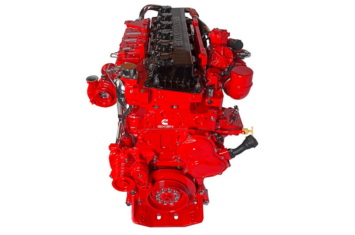 Kenworth is offering the ISX12N natural gas engine on its T680, T880, and T880S trucks.