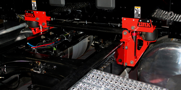 Link has introduced its ROI Cabmate Semi-Active Cab Suspension, a more advanced version of its...