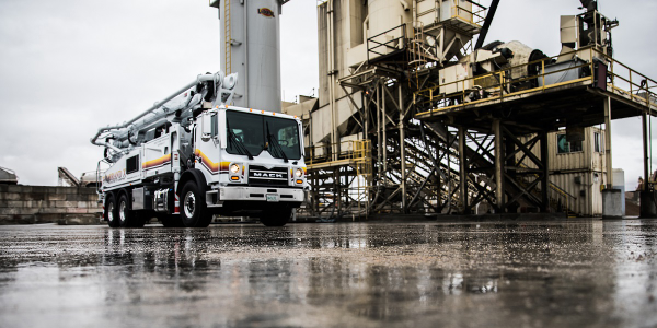 Mack Trucks will offer its mDrive HD automated manual transmission in Mack TerraPro concrete...
