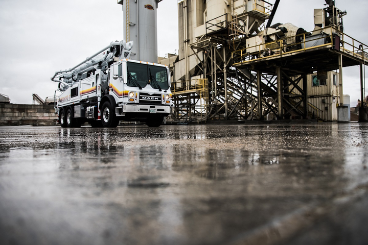 Mack Trucks will offer its mDrive HD automated manual transmission in Mack TerraPro concrete pumper models beginning in 2019.