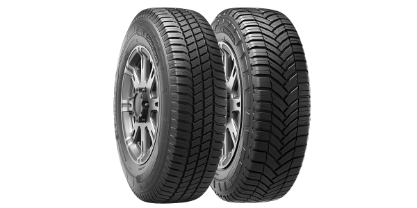 The Agilis CrossClimate tire is designed for fleets and businesses operating light commercial...