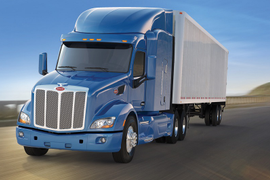 Peterbilt Offers Driver-Focused Features for Sleeper Models