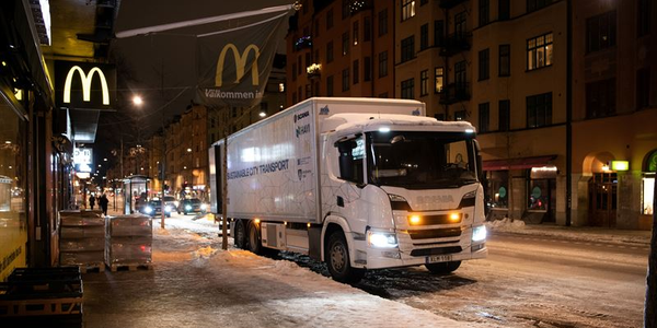 A new pilot program in Stockholm, Sweden will test quiet hybrid trucks making overnight...
