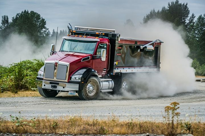 Kenworth has launched the Body Builder Academy Training video series for the company's flagship T880 vocational truck.  - Photo courtesy Kenworth