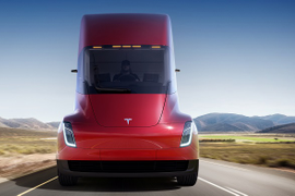 Tesla Semi Electric Truck Production Pushed to 2020
