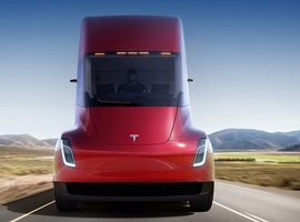 Food and drug retailer Albertsons plans to buy 10 of Tesla's upcoming all-electric Semis for use in its Southern California fleets.
