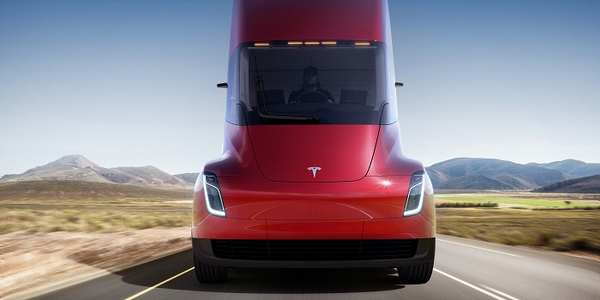 Food and drug retailer Albertsons plans to buy 10 of Tesla's upcoming all-electric Semis for use...