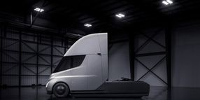 Electric Truck Sales Could Top 100K by 2035