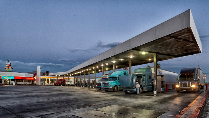 The FMCSA announced that it is granting petitions to preempt California's meal and rest break rules for truck drivers, which differ from current Federal hours-of-service regulations.  - Photo: Randy HeinitzFlickr