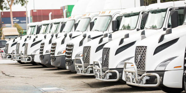 Total Transportation Services is replacing its entire diesel trucking fleet with natural gas...