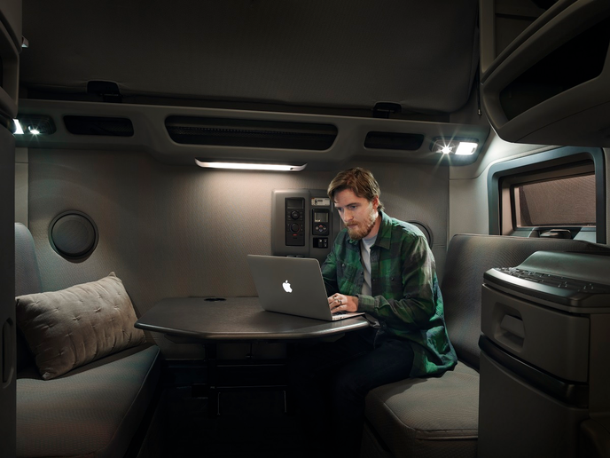 Driving a truck can be a lonely, stressful job. But no driver has to be completely isolated in the age of social media. Facebook, in particular, can be a powerful tool in making drivers feel like they're part of a team and connected to family and friends even on the road.