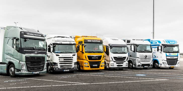 European truck makers question whether infrastructure will be in place to fuel or charge the...