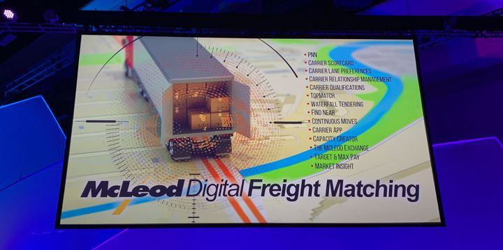 Digital freight-matching isn't just for startups looking to disrupt the industry.  - Photo by Deborah Lockridge