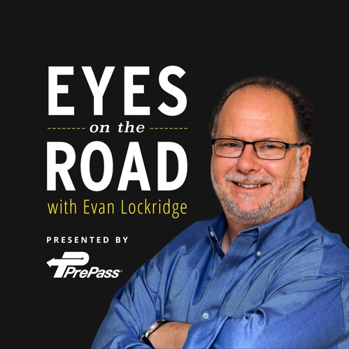 Eyes on the Road is a new podcast from Help Inc., focusing on safety and compliance issues and hosted by longtime trucking journalist Evan Lockridge.  - Image courtesy Help Inc.