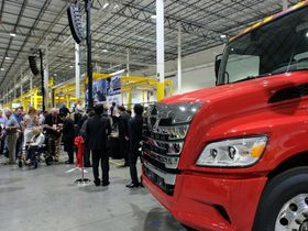 Hino Touts $100 Million Manufacturing Facility