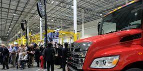 Hino Touts $100 Million Manufacturing Facility