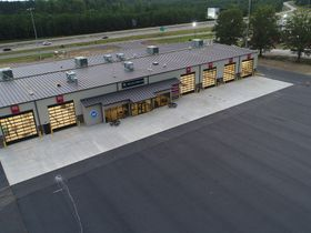 Kenly 95 Petro Truckstop Opens TA Service Center