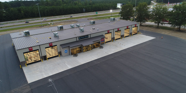 The Kenly 95 Petro truckstop in Kenly, North Carolina, has opened a new 26,000 square-foot...