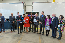 Morgan Truck Body Opens Manufacturing Facility in Connecticut