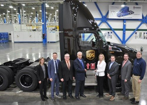 Paccar recently celebrated the production of its 200,000th Paccar MX engine at a Columbus, Mississippi engine plant.