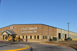Utility Trailer Sales Opens New Facility in Texas
