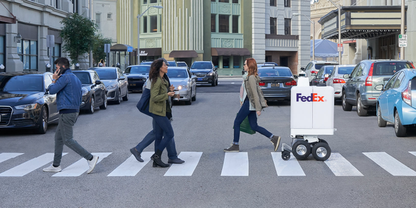 Autozone, PizzaHut, Lowe's and Walgreen's are among the high-profile customers helping FedEx...