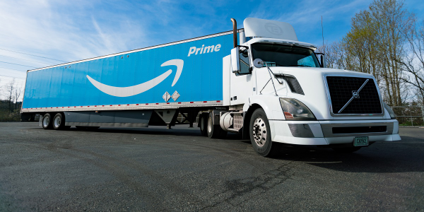 Amazon's online retail dominance is having a significant impact on parcel carriers,...