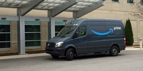 Amazon has been building out its own logistics and delivery network, leading some to view it as...