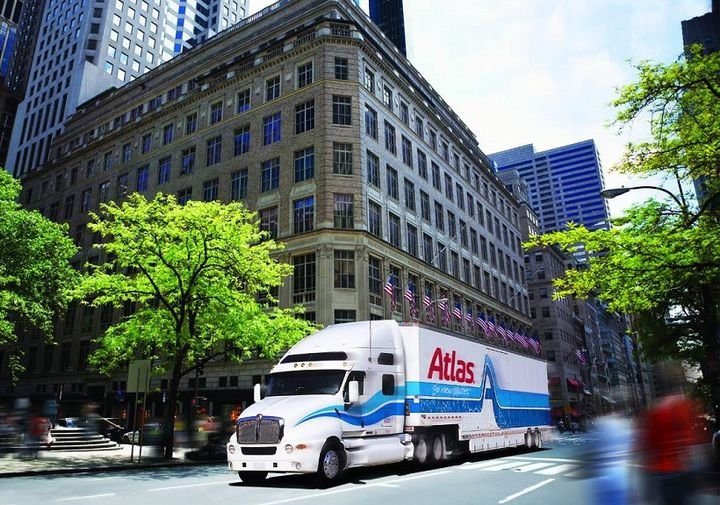 Atlas Van Lines has increased pay for owner operators serving the truckload freight and special commodities divisions.  - Photo courtesy Atlas Van Lines