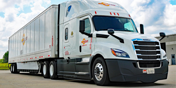 Barr-Nunn Transportation is offering its team drivers higher pay and more options for home time.