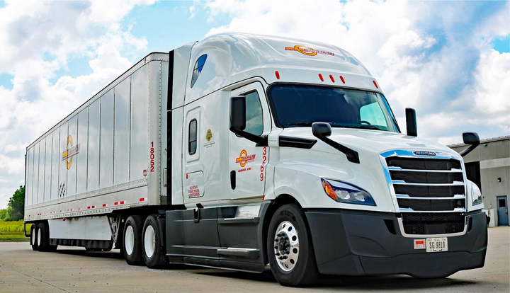 Barr-Nunn Transportation is offering its team drivers higher pay and more options for home time.  - Photo via Barr-Nunn Transportation