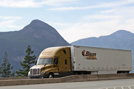Bison Transport Acquires Intermodal Assets of Celadon Group