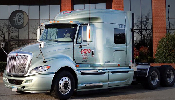 Boyd Bros. operates primarily throughout the eastern two-thirds of the United States.  - Photo courtesy Boyd Bros.