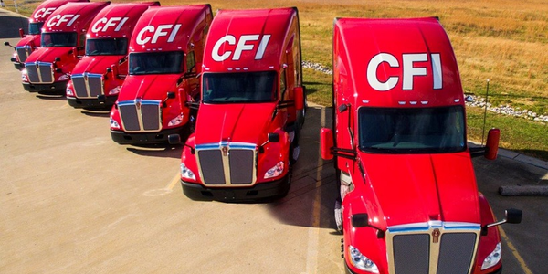 CFI has announced a pay increase of up to 3 cents per mile for company drivers and independent...