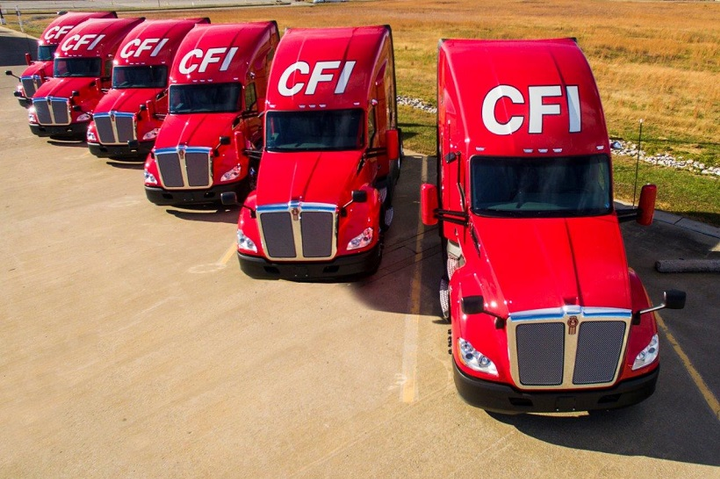 CFI has announced a pay increase of up to 3 cents per mile for company drivers and independent contractors.