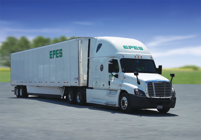 Penske Logistics has agreed to acquireGreensboro, N.C.-based Epes Transport System.  - Photo via Epes Transport System