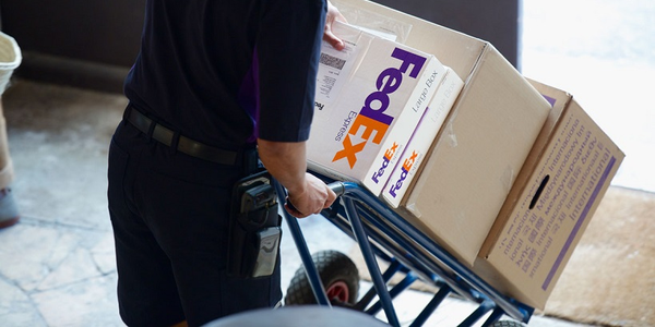 FedEx Ground will now have six-days per week operations year-round to deal with increased volume...