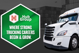 Hub Group Improves Pay for Regional Truck Drivers