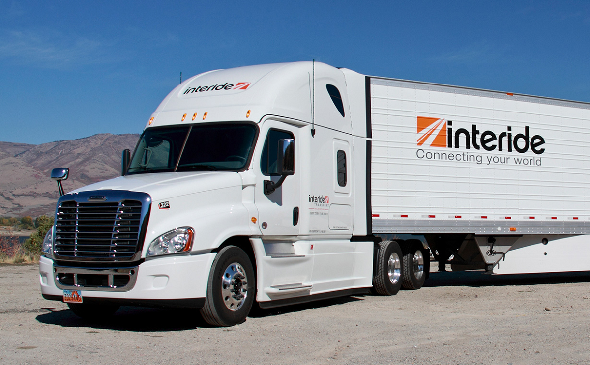 Cold Carriers, a group of refrigerated truck fleets, including Interide Transport (pictured), has filed for Chapter 11 bankruptcy in Florida.  - Photo via ColdCarriers.com