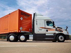 Schneider Adds CSX Indianapolis Ramp to Intermodal Services