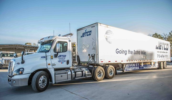 Houston-based carrier Jetco has been acquired by Canadian company GTI Transport Solutions, helping to expand its presence in the U.S.  - Photo via Jetco Facebook Page
