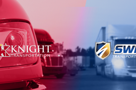 Knight-Swift Agrees to $100 Million Settlement in Misclassification Lawsuit