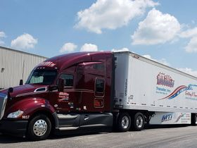 Heartland Express Buys Dry Van Carrier Millis Transfer