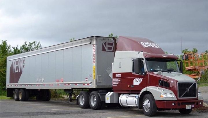 Estes Express Lines bid $15 million for the Eastern Eastern Freight Ways and Carrier Industries divisions of the bankrupt carrier New England Motor Freight.