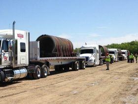 New PGT Trucking Division Tackles Big, Complex Loads